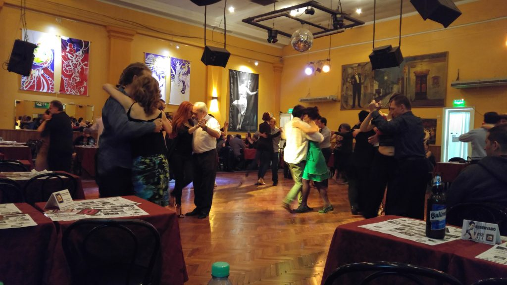 Top milongas in buenos aires tango voyage for A puro tango salon canning