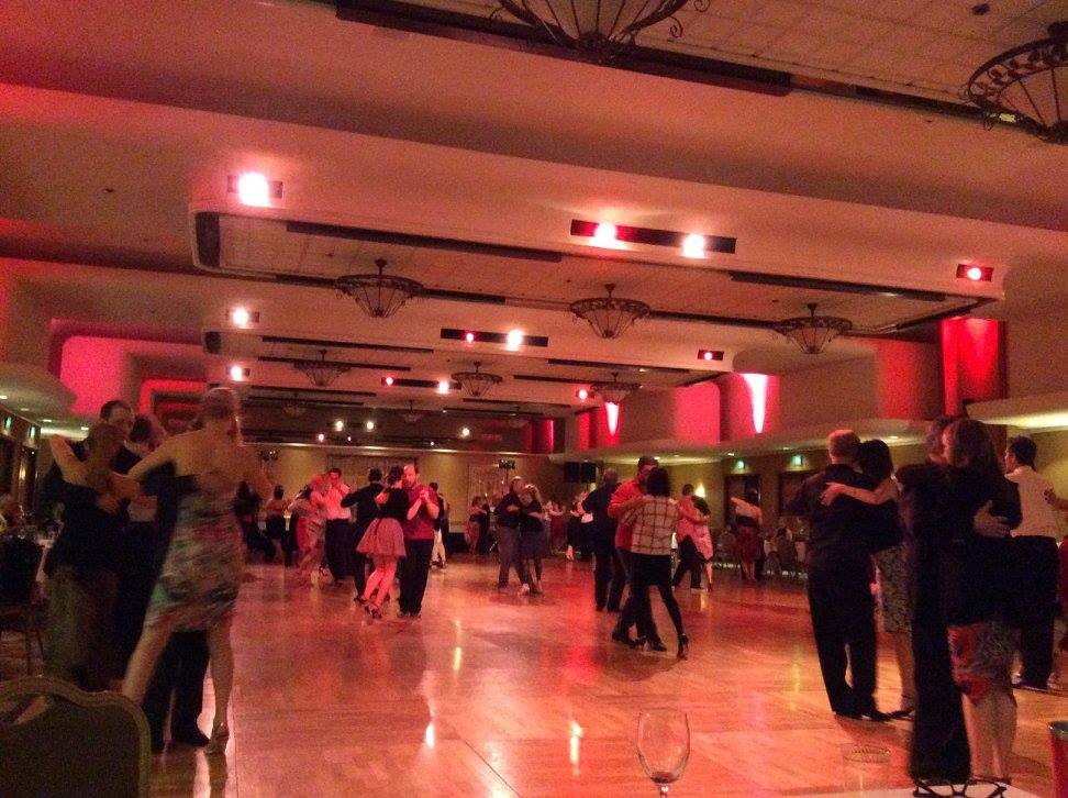 ValenTango 2016 Friday Night Milonga