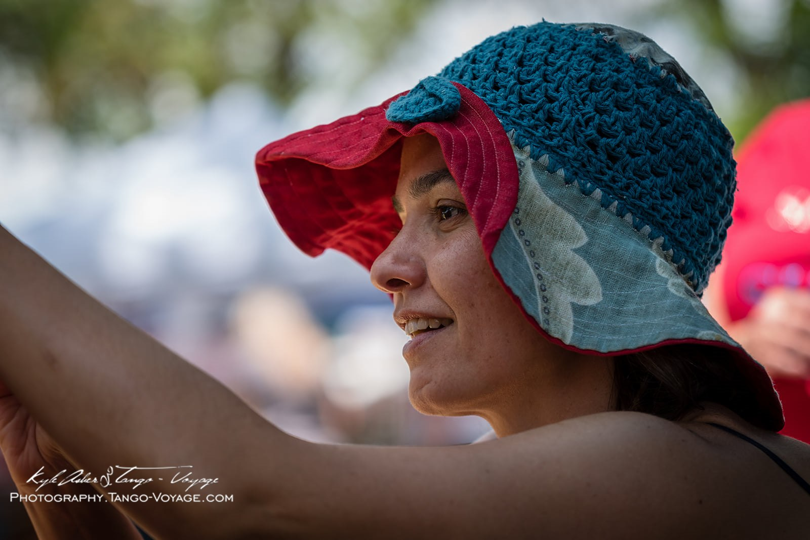 Photo from my D5600 at Portland Tangofest 2017