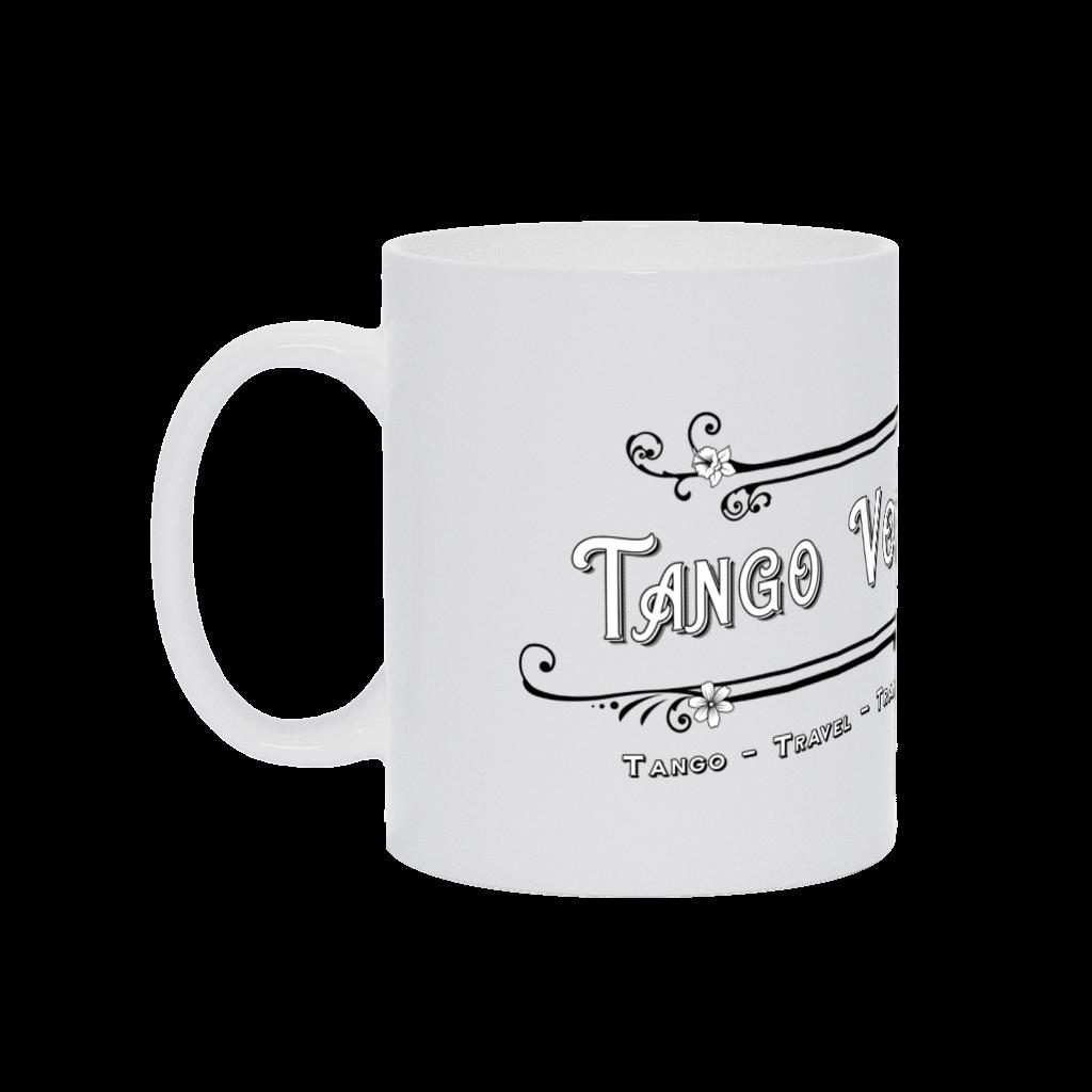 Tango Voyage Script Mug