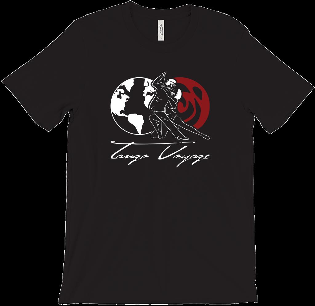 Tango Voyage World Logo Shirt